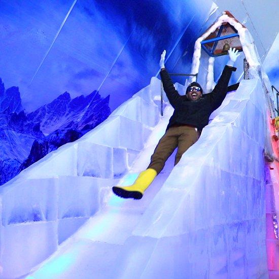 Ice Sliders in goa