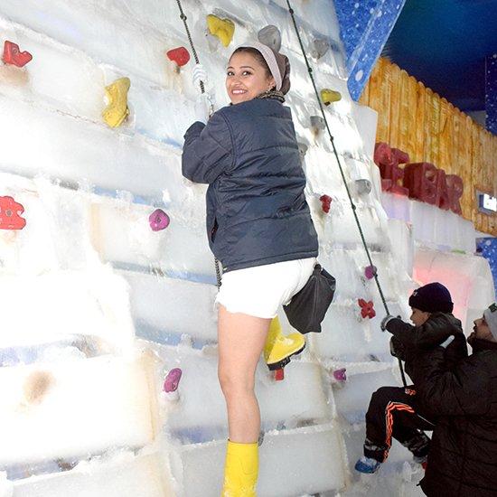 ice climbing in goa