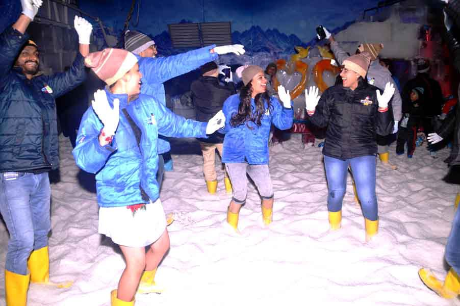 snow sports activities in goa