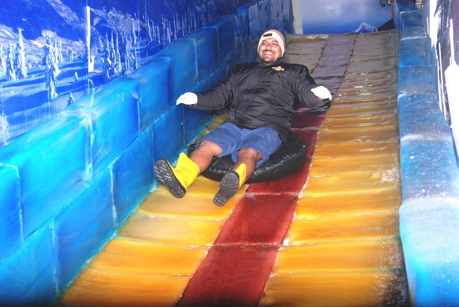 Ice Sliders